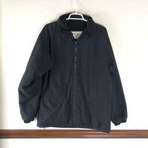 Men's Columbia fleece lined jacket size S
